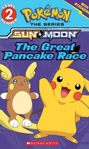 Pokemon-The Great Pancake Race