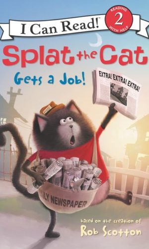 Splat the Cat Gets a Job