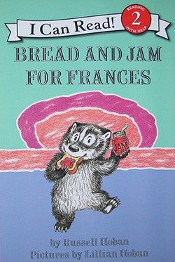 Bread and Jam for Frances2