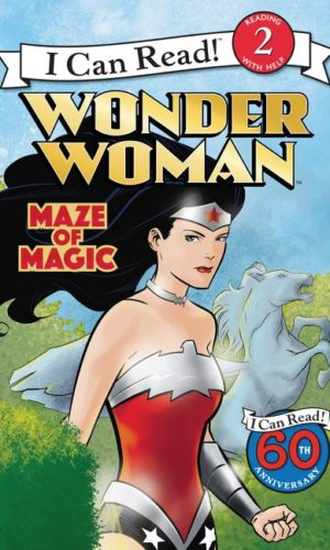 Wonder Woman Maze of Magic